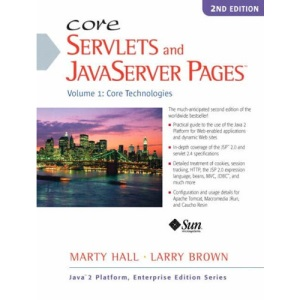 Core Servlets and JavaServer Pages: Volume 1: Core Technologies (Enterprise Edition)