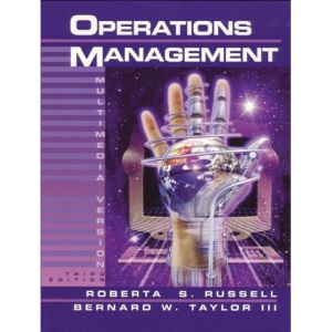 Operations Management: Multimedia Version