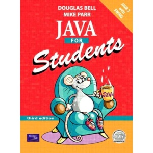 Java for Students 1.2, 3rd Ed.