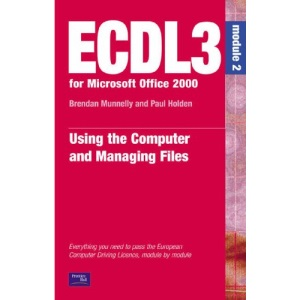 ECDL3: For Microsoft Office 2000, Module 2