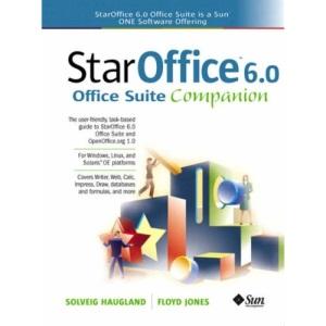Staroffice 6.0 Companion (Sun Microsystems Press)