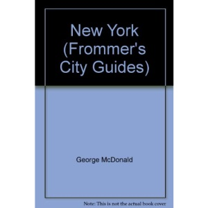 New York (Frommer's City Guides)