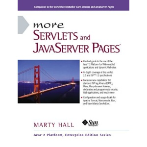 More Servlets and Javaserver Pages (Sun Microsystems Press)