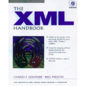 The XML Handbook (The Charles F. Goldfarb series on open information management)