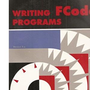 Writing FCode Programs (SBus/SCSI developer's kit)
