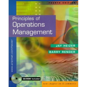 Operations Management (International Edition)