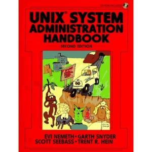 UNIX System Administration Handbook (Computing)