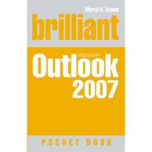 Brilliant Outlook Pocketbook (Computing)