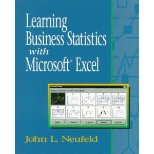 Using Excel in Business Statistics