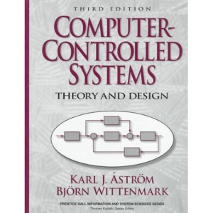 Computer Controlled Systems: Theory and Design (Prentice Hall Information and System Sciences Series)