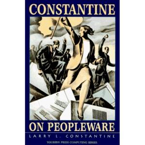 Constantine on Peopleware (Yourdon Press Computing Series)