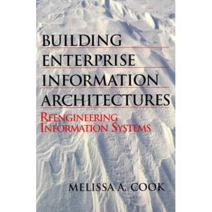 Building Enterprise Information Architecture (Hewlett-Packard Professional Books)