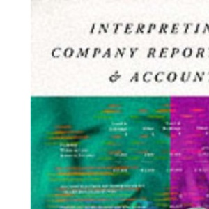 Interpreting Company Reports Accts