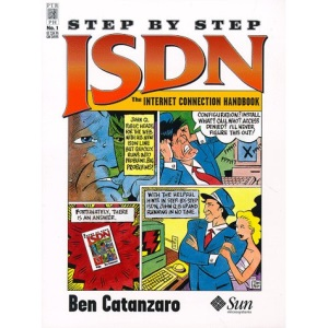 Step-by-step ISDN: Internet Connection Handbook (Sun Microsystems Press)