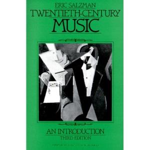 Twentieth-century Music: Introduction (Prentice Hall History of Music Series)