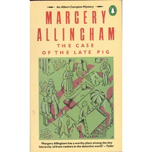 Case of the Late Pig (An Albert Campion mystery)