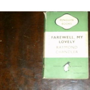 Farewell, My Lovely (Penguin crime fiction)