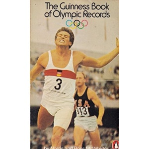 The Guinness Book of Olympic Records