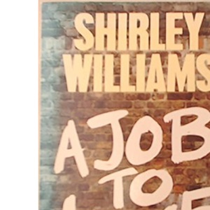 A Job to Live: The Impact of Today's Technology on Work and Society