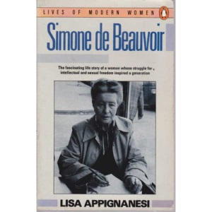 Simone De Beauvoir (Lives of Modern Women)