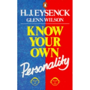 Know Your Own Personality (Penguin psychology)