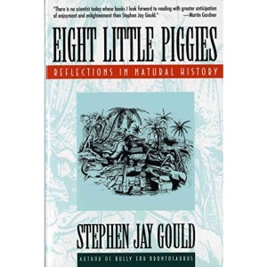 Eight Little Piggies: Reflections in Natural History (Penguin Science S.)
