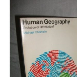 Human Geography: Evolution or Revolution? (Pelican)