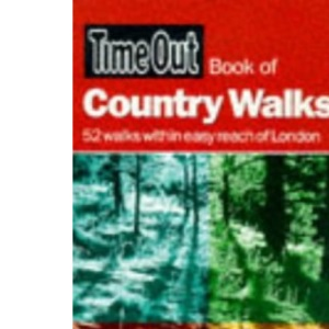 Time Out Book of Country Walks (Time Out Guides)