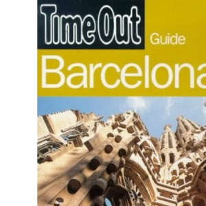 Time Out Barcelona Guide (Time Out Guides)