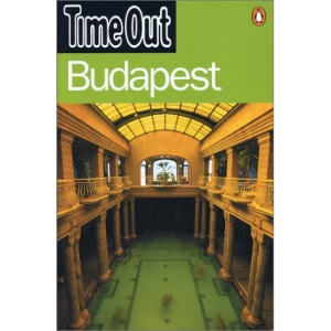 Time Out Budapest Guide (Time Out Guides)