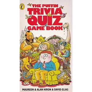 The Puffin Trivia Quiz Game Book (Puffin Books)