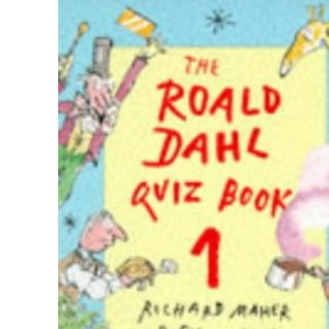 The Roald Dahl Quiz Book: No. 1 (Puffin jokes, games, puzzles)