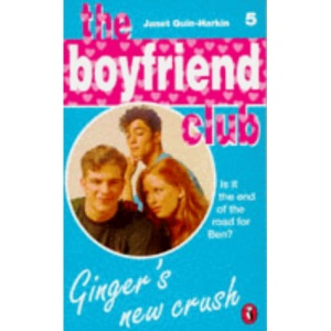 Ginger's New Crush (Boyfriend Club)