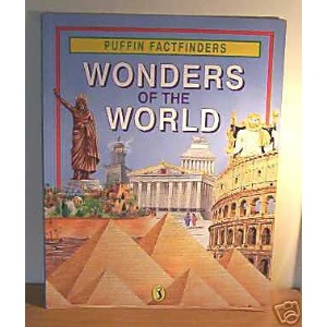 Wonders of the World (Puffin Factfinders)