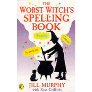 Worst Witch's Spelling Book (Young Puffin Jokes & Games)