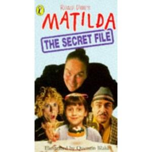 Matilda: Matilda's Secret File