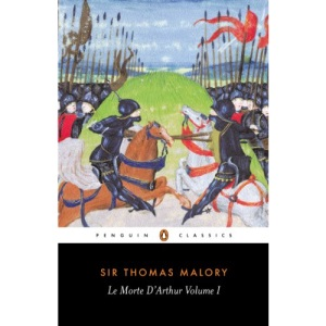 Le Morte D'Arthur Volume 1: v. 1 (English Library)