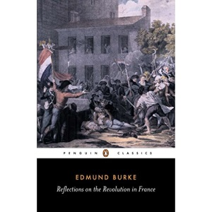 Reflections on the Revolution in France (English Library)