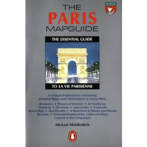 The Paris Mapguide (Penguin Handbooks)