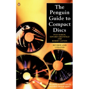 The Penguin Guide to Compact Discs And Cassettes