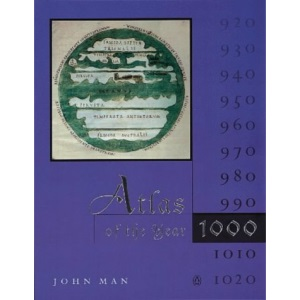 Atlas of the Year 1000 (Penguin Reference Books)