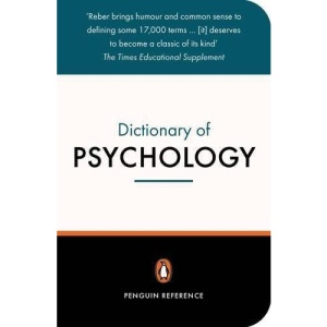 The Penguin Dictionary of Psychology (Penguin Reference Books S.)