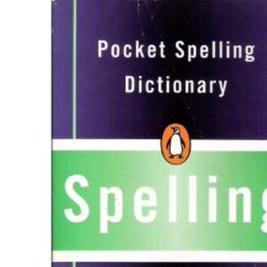 Pocket Spelling Dictionary (Penguin popular reference)