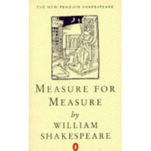 Measure for Measure (New Penguin Shakespeare)
