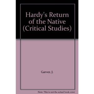 Hardy's Return of the Native (Critical Studies)