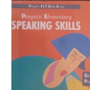 Penguin Elementary Speaking Skills (English Language Teaching)