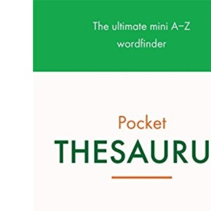 The Penguin Pocket Thesaurus (Penguin Reference)