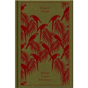 Treasure Island: Robert Louis Stevenson (Penguin Clothbound Classics)