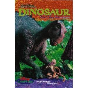 Dinosaur Chapter Book 'Zini's Big Adventure' (Disney's dinosaur)