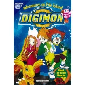 Digimon Digital Monsters: Adventures on File Island: Adventures on File Island Bk.1 (Digital Digimon Monsters)